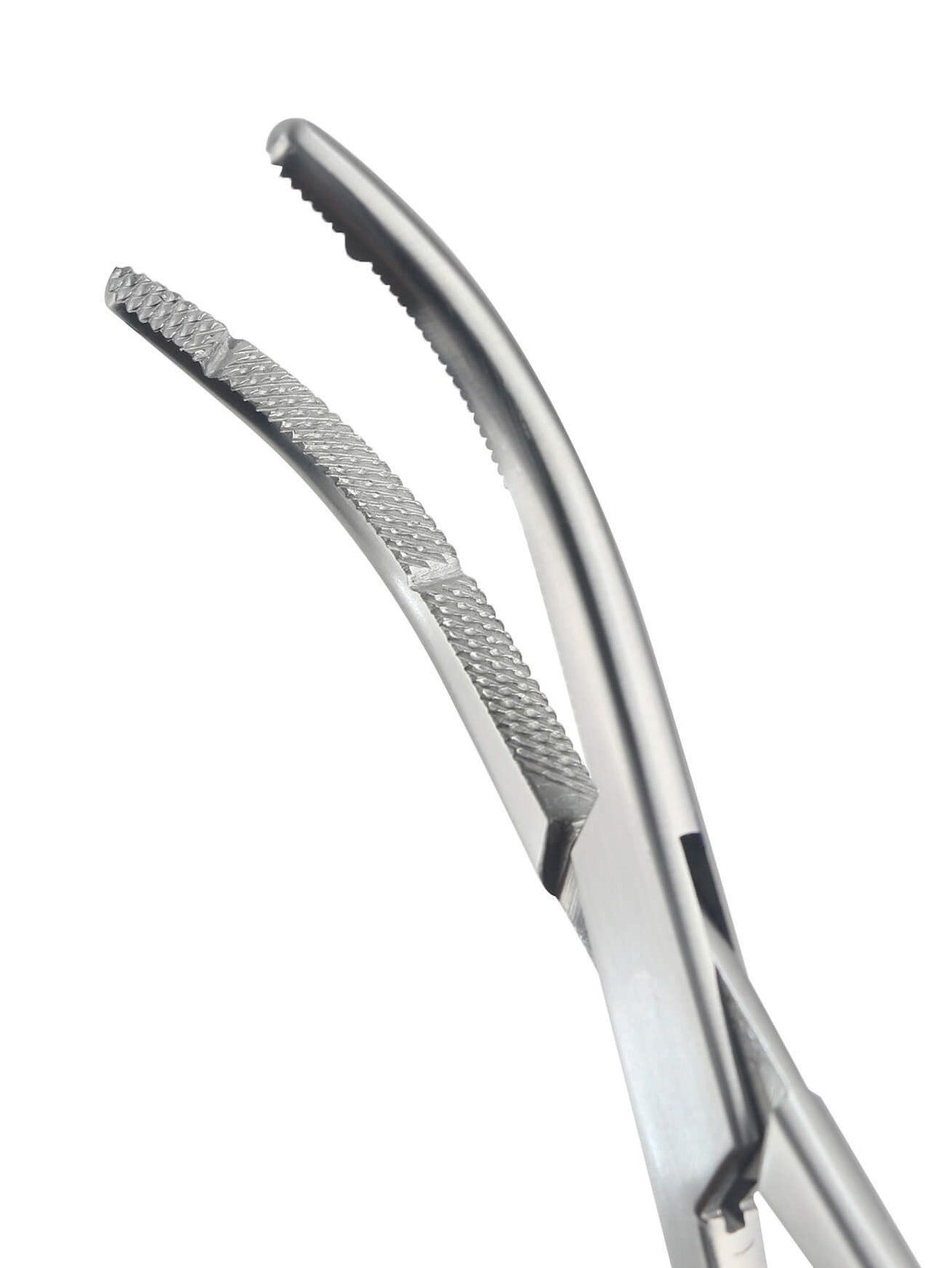 Forcep, Heaney Modif. Hysterectomy And Haemostatic Curved 245 mm