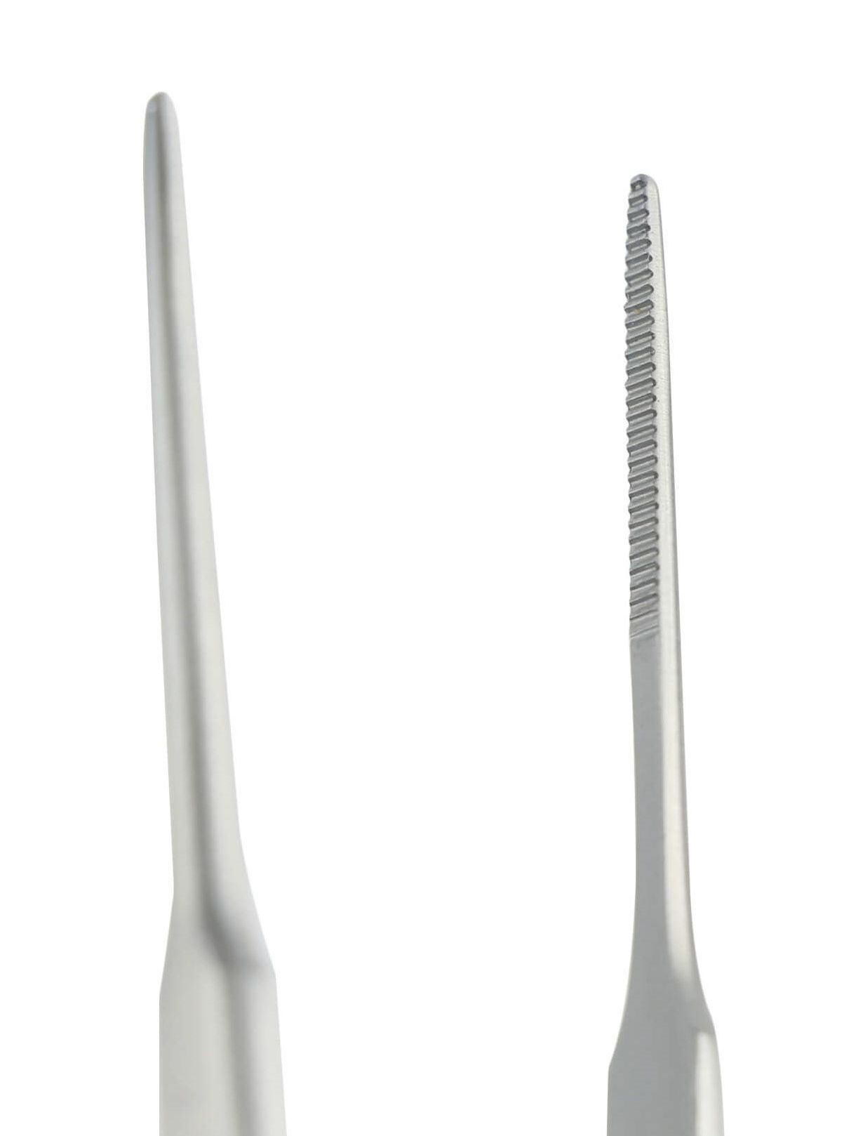 Forcep, Gerald Serrated Straight 180 mm